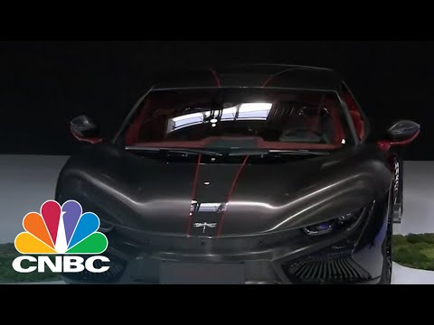 China Leads The World In Electric Vehicle Sales   CNBC