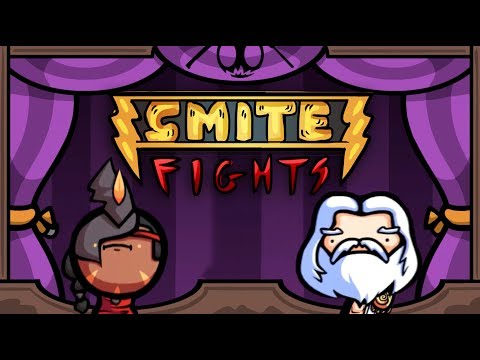 SMITE Fights #38 - Hou Yi vs. Zeus