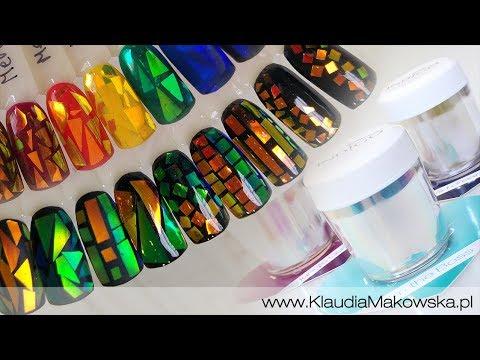 Glass Effect - Indigo Nails