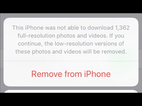 Turn off iCloud Photos on iPhone and Download pictures to computer