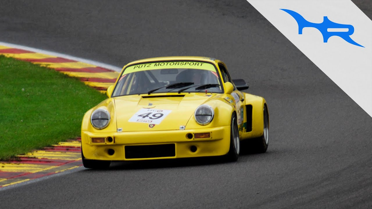 Flat 6 Heaven - Multiple Porsche 911 RSR at Spa-Francorchamps - YouTube