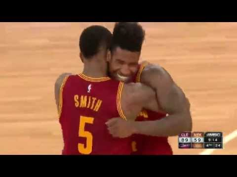 Shumpert and Smith Rock the Garden in Their Return!!