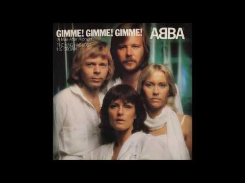 ABBA - Gimme! Gimme! Gimme! (Audio)