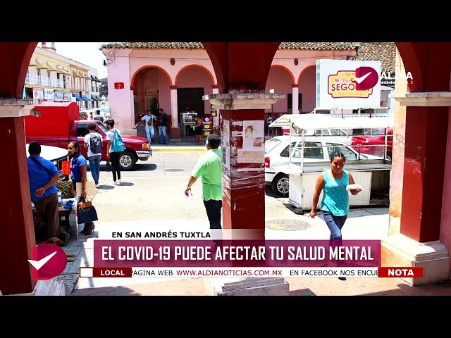 EL COVID 19 PUEDE AFECTAR TU SALUD MENTAL