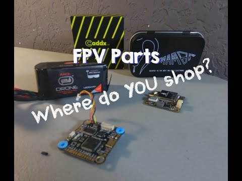 Фото Where do you buy your drone parts? FPV, camera drone etc. #fpv