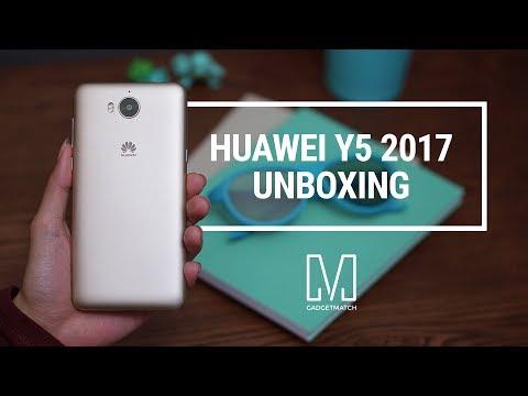Huawei Y5 (2017) Videos - Waoweo