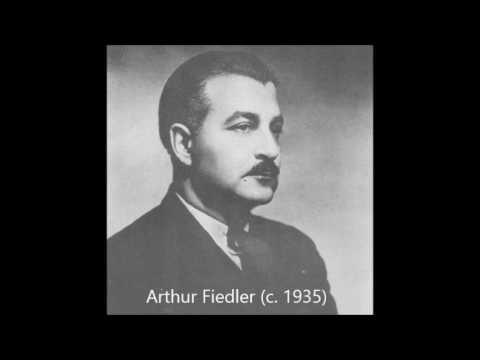 Wagner Tannhauser Fest March (Fiedler-Boston Pops, 1937)