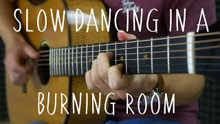 John Mayer Slow Dancing in a Burning Room - Fingerstyle Guitar Cover.mp3
