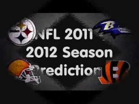 NFL 2011 - 2012 Season Predictions