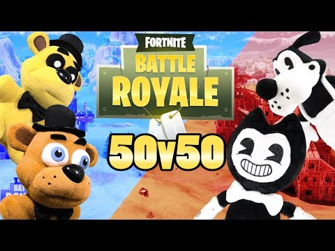 FNAF Plush – Fortnite (50 V 50)