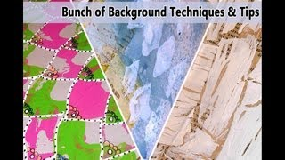 Bunch of Backgrounds