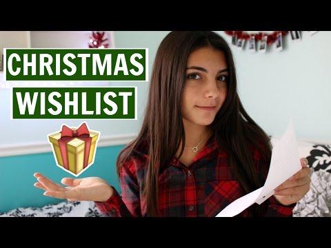 Christmas Wishlist 2016 // Teen Gift Guide