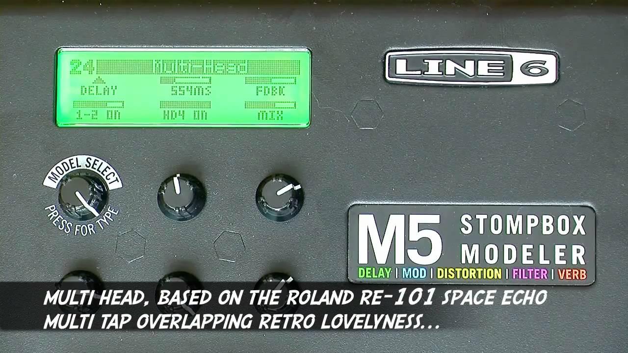 Line 6 Delay Dl4 Manuale Italiano