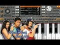 Ladki Badi Anjani Hai | Kuch Kuch Hota Hai | Mobile Instrumental + Easy Piano Tutorial