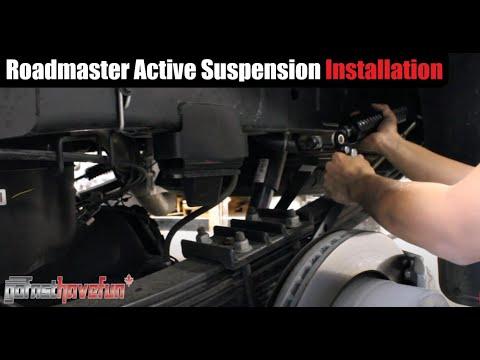 Roadmaster Active Suspension Installation (2017 Cummins Ram)