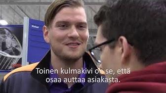 Juuso Taipaleenmäki, K-Rauta Skanssi, Turku
