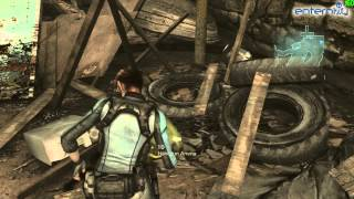 Resident Evil Revelations HD PC Max Settings 1080P gameplay
