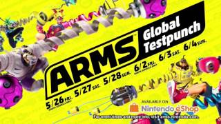 ARMS Global Testpunch Announced!