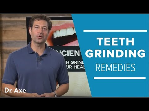 Teeth Grinding: What It Means About Your Health + Natural Remedies
