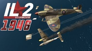 IL-2 1946: The Germans fear the Tony