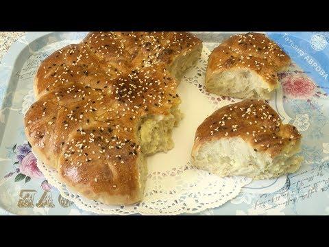 Творожный хлеб.  Фантастический хлеб