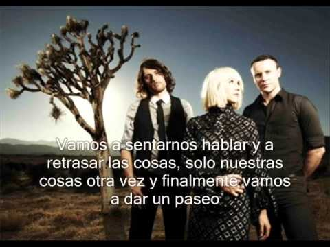 The Joy Formidable - This Ladder is Ours subtitulada