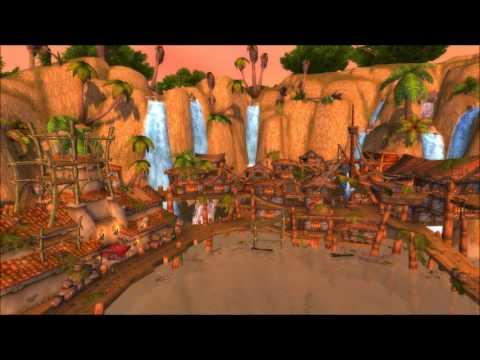 20 minutes Booty Bay music - ingame - World of Warcraft