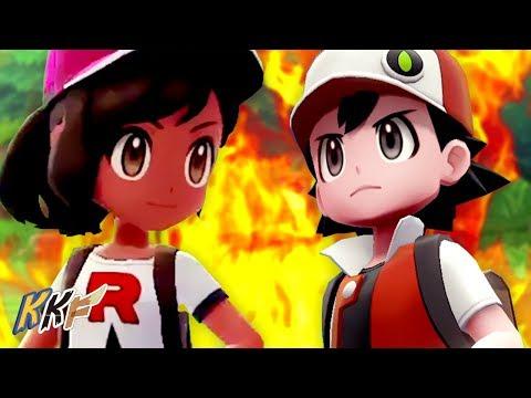 The Strongest Trainer Alive (vs Red) - Pokémon: Let's Go, Eevee! #35