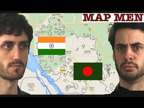 India/Bangladesh - The world