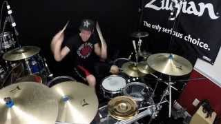 Download Lagu 30STM - Kings And Queens - Drum Cover - 30 Seconds To Mars mp3