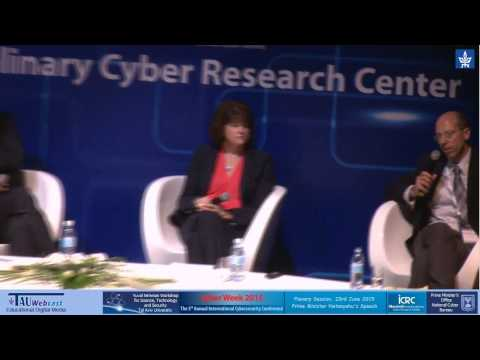 Fifth Session: Cybersecurity and Privacy - Views from Government, Industry and Academia