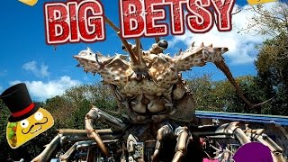 My Day at Key Largo & Big Betsy the Lobster!