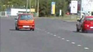 Daewoo Tico VS Mazda 323F