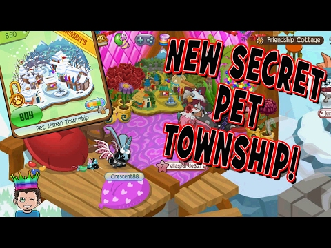 GETTING THE NEW SECRET PET JAMAA TOWNSHIP