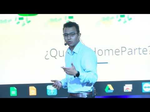 Digital Bank Bogotá 2017 - Presentación HomeParte