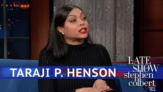 Taraji P. Henson Once Called The Pentagon Home