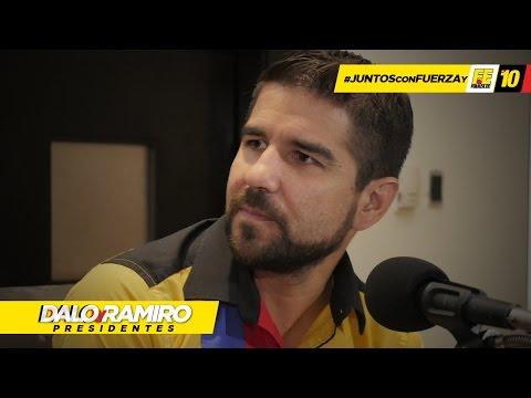 Entrevista Radio Salinas 103.3 FM - 28-10-2016