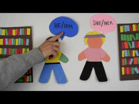 International Pronouns Day: Resources — International