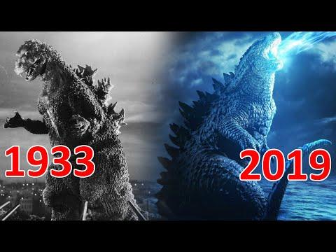 Эволюция монстров в кино | 100 фильмов о монстрах