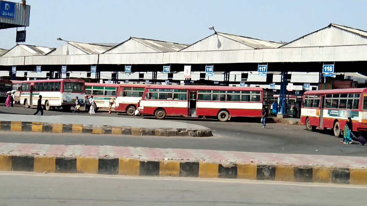 Anand Vihar Bus Station - Bus from Delhi to Agra - Ummi Goes Where
