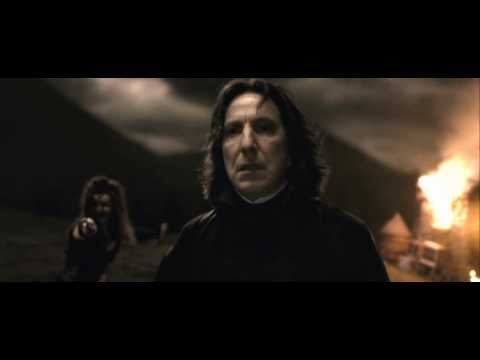 The Hero Pt. 2 - Ministry of Magic - Severus Snape