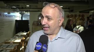 Τα εγκαίνια του Fournos Theophilos στο Μανχάτταν, New Greek TV NEWS
