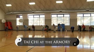 Tai Chi at the Armory