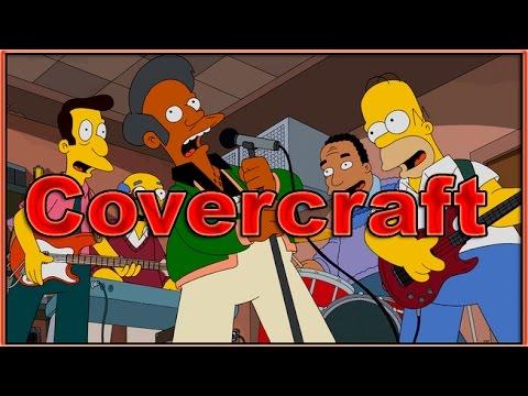 Simpsons - Sungazer / Covercraft - Hoping [Resampled] HQ