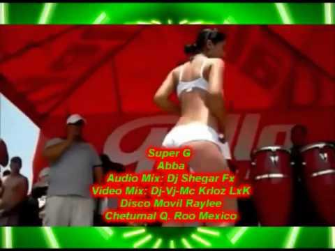 005-Super G - Abba - Dj-Vj Krloz LxK Video Producer - (Dj Shegar Fx)