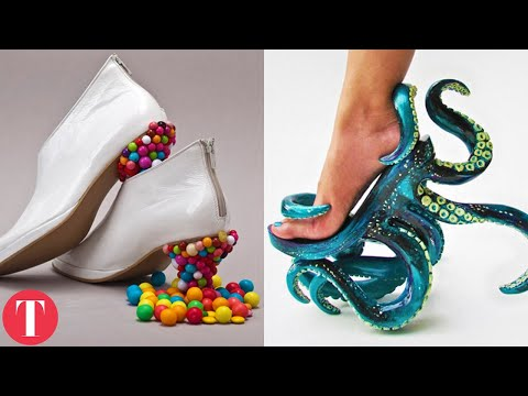 The World&39;s Weirdest Shoes