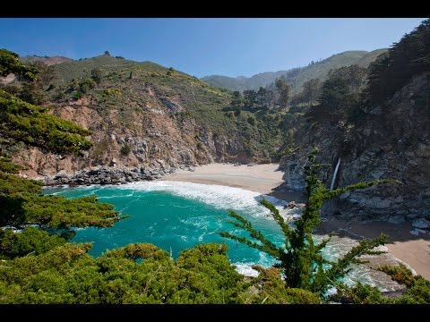 THE CALIFORNIA COAST (2013) a Nature Relaxation™ classic Signature Dynamic Film for Stress Relief