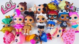 Куклы ЛОЛ СЮРПРИЗ Моя Коллекция Мультики для детей про Игрушки Сюрпризы LOL Surprise