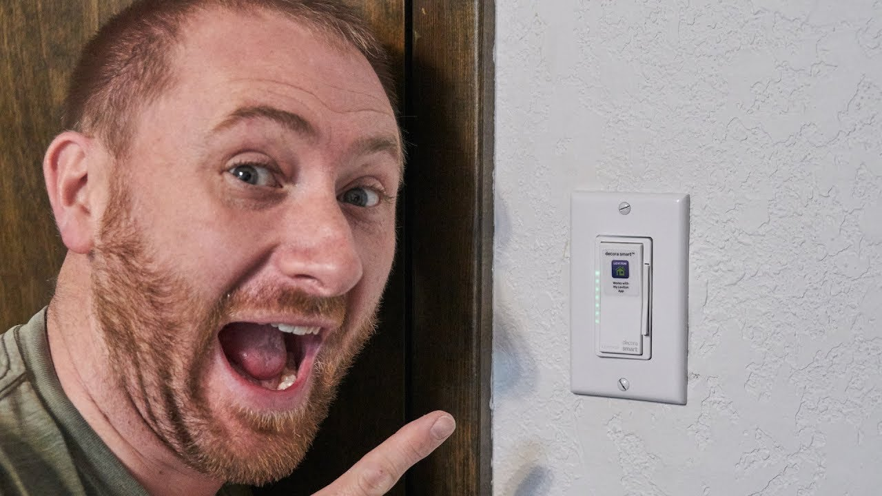 Leviton Decora Smart Switch Install Youtube Light Between 3 Way Switches Power Via How To Wire A