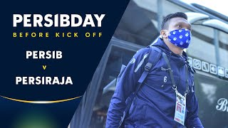 PERSIB OTW (On Tilupoin Way) Laga Penutup Grup D Piala Menpora - PERSIBDAY Before Kick Off